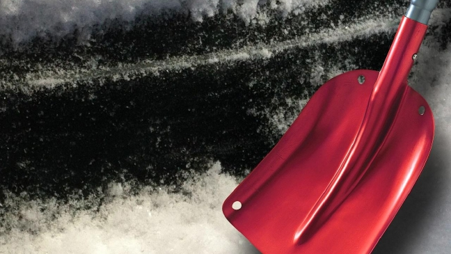 No snow in the forecast, but you'll want to be heart-healthy when you pick up that shovel